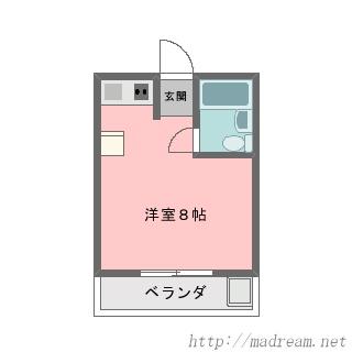 【間取り図集】サンプル No.1
