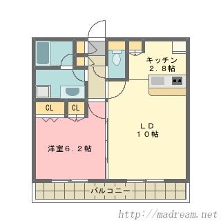 【間取り図集】サンプル No.10