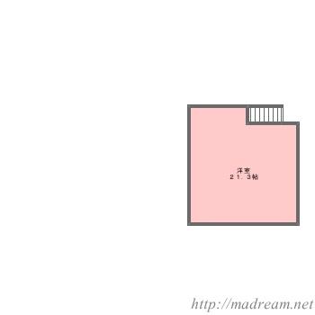 【間取り図集】タナー家  フルハウス