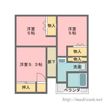 【間取り図集】4