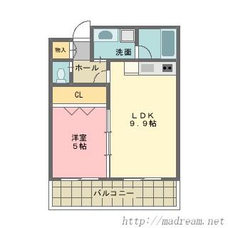 【間取り図集】サンプル No.11