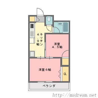 【間取り図集】サンプル No.15