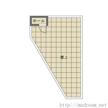 【間取り図集】神田5階