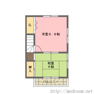 【間取り図集】サンプル No.22