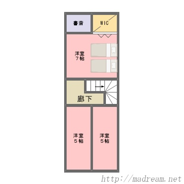 【間取り図集】本郷六丁目2