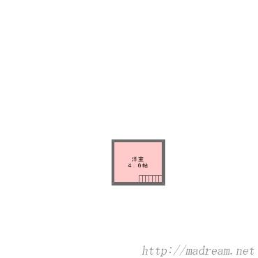 【間取り図集】My Room