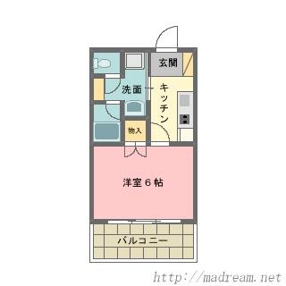 【間取り図集】サンプル No.3