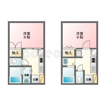 【間取り図集】アパート経営