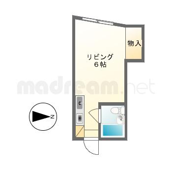 【間取り図集】hainemaruyama1