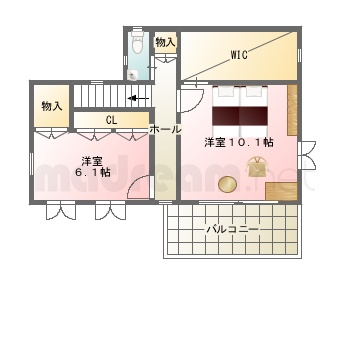 【間取り図集】5-11