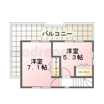 【間取り図集】中岡