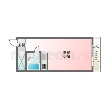 【間取り図集】ロイヤル三津屋A