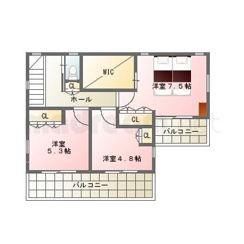 【間取り図集】7-2