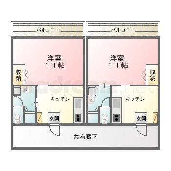 【間取り図集】鈴木忠司