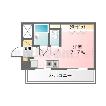 【間取り図集】笹口