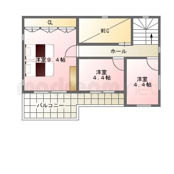 【間取り図集】7-5