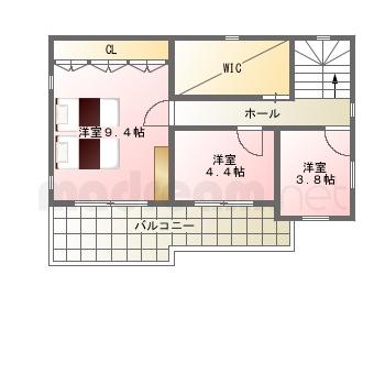 【間取り図集】7-6