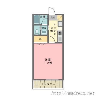【間取り図集】サンプル No.4