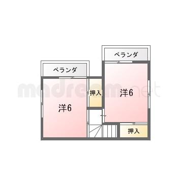 【間取り図集】hasama洋室化