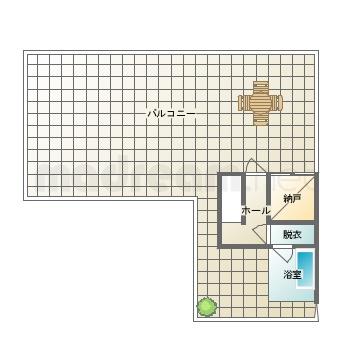 【間取り図集】原案01