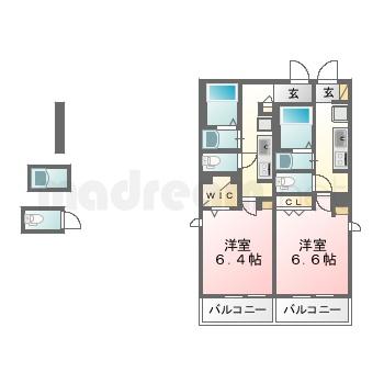 【間取り図集】仮 本塩メゾン 結合