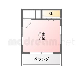 【間取り図集】oshiage