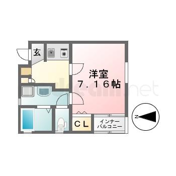 【間取り図集】レナエクセル 101