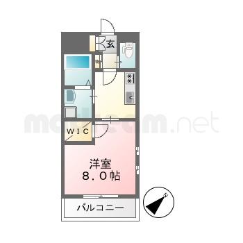 【間取り図集】ボナールシャテロ101