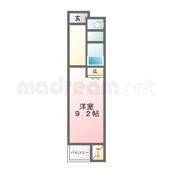 【間取り図集】行徳駅前マンション102