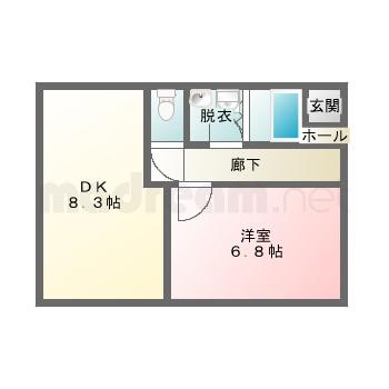 【間取り図集】tosi 玄関の位置迷う