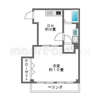【間取り図集】FM 201