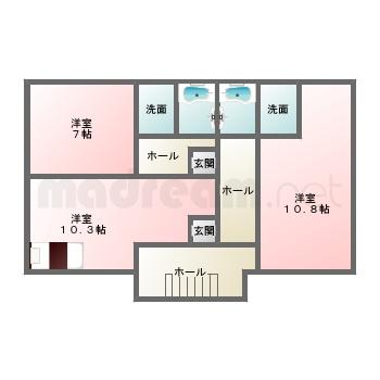 【間取り図集】sakuradai