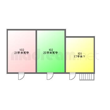 【間取り図集】kashiwasakura