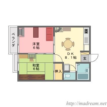 【間取り図集】初めての東京暮らし