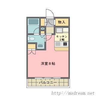 【間取り図集】サンプル No.5