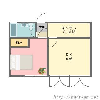 【間取り図集】111