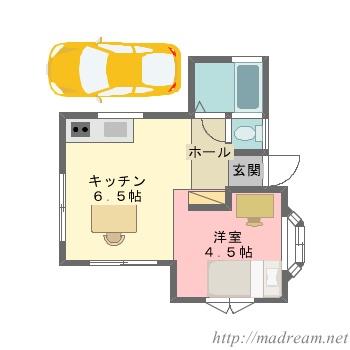 【間取り図集】My隠れ家