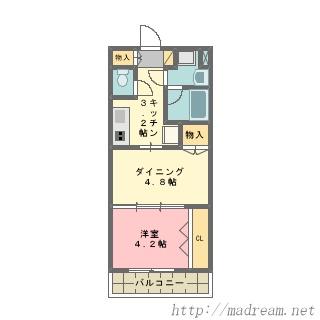 【間取り図集】サンプル No.8