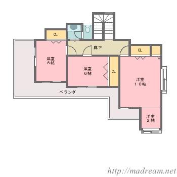 【間取り図集】一戸建て 1