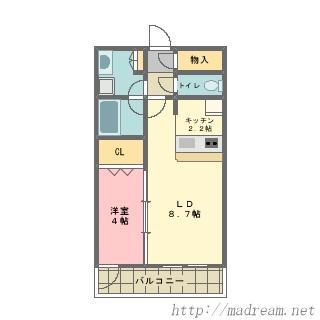 【間取り図集】サンプル No.9